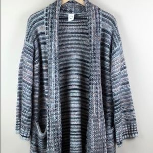 Anthropologie cardigan duster oversized small